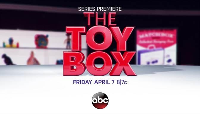 Exclusive Sneak Peek of The Toy Box Next Episode! #TheToyBox #ABCTVEvent