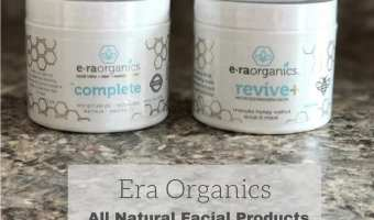 Era Organics Prize Pack Giveaway! @EraOrganics #EraOrganics #2017Spring