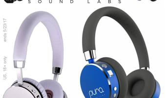 Puro Sound Labs Children's Bluetooth Headphones Giveaway! #2017Spring @PuroSoundLabs