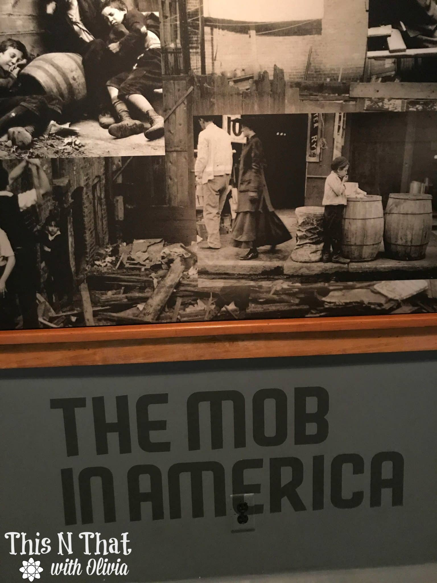 The Mob Museum in Las Vegas, NV @USFG #Hosted @MobMuseum