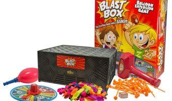 Blast Box Game Review + Giveaway! Ends 7/24