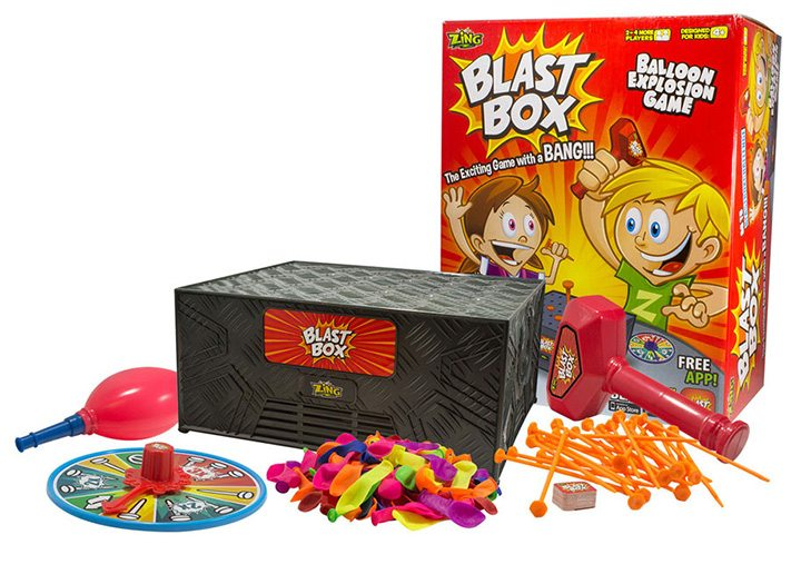 Blast Box Game Review + Giveaway!