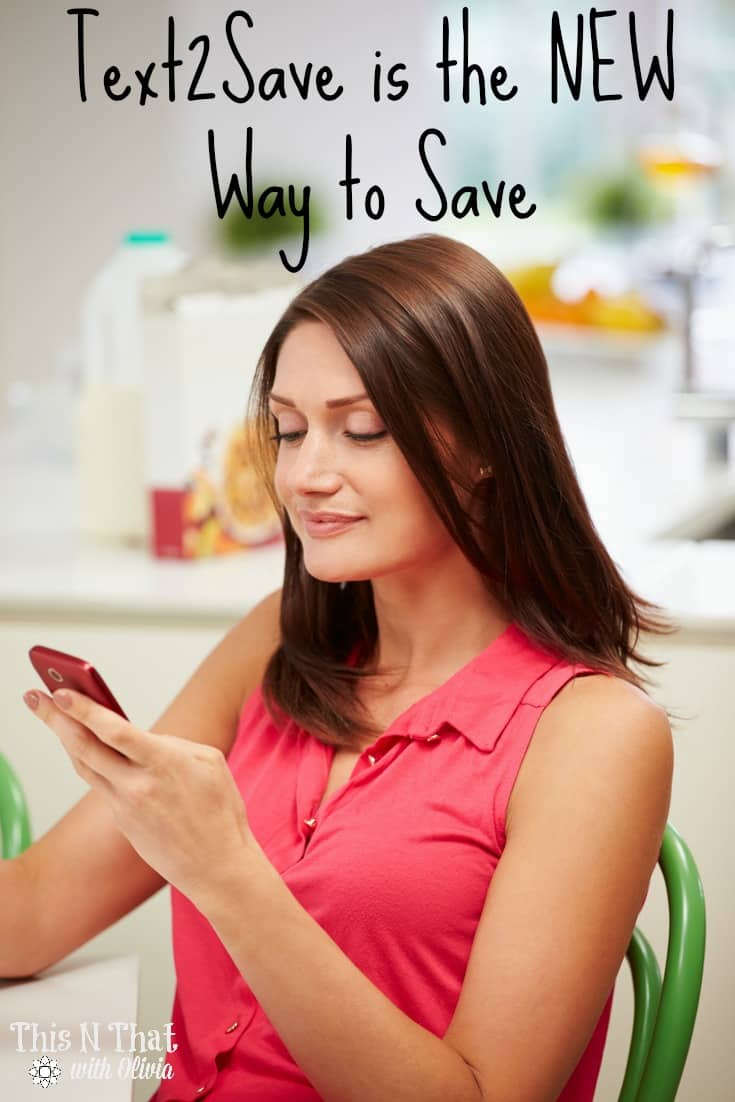 Text2Save Is The NEW Way To Save #Text2Save