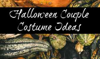Halloween Couple Costume Ideas!