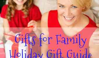 Gifts for Family Holiday Gift Guide #THBGiftGuide