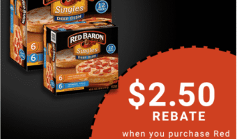 Save on Red Baron this Holiday Season! #RedBaronHolidaySavings #ad
