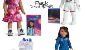 Win an American Girl Luciana Prize Pack — Ends 2/2/18 @American_Girl