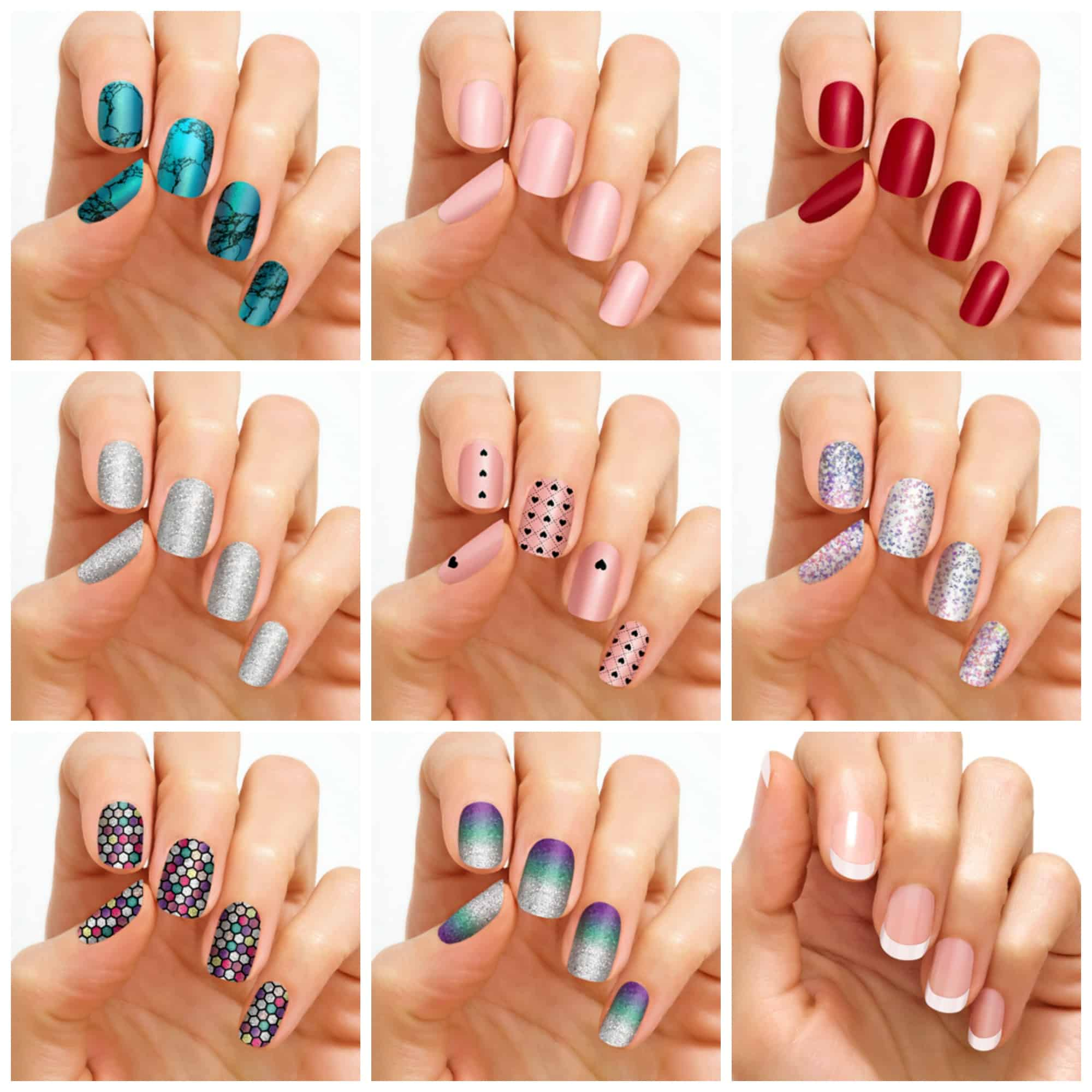 Enter to win Color Street Nails! #THBgiveaway # ...