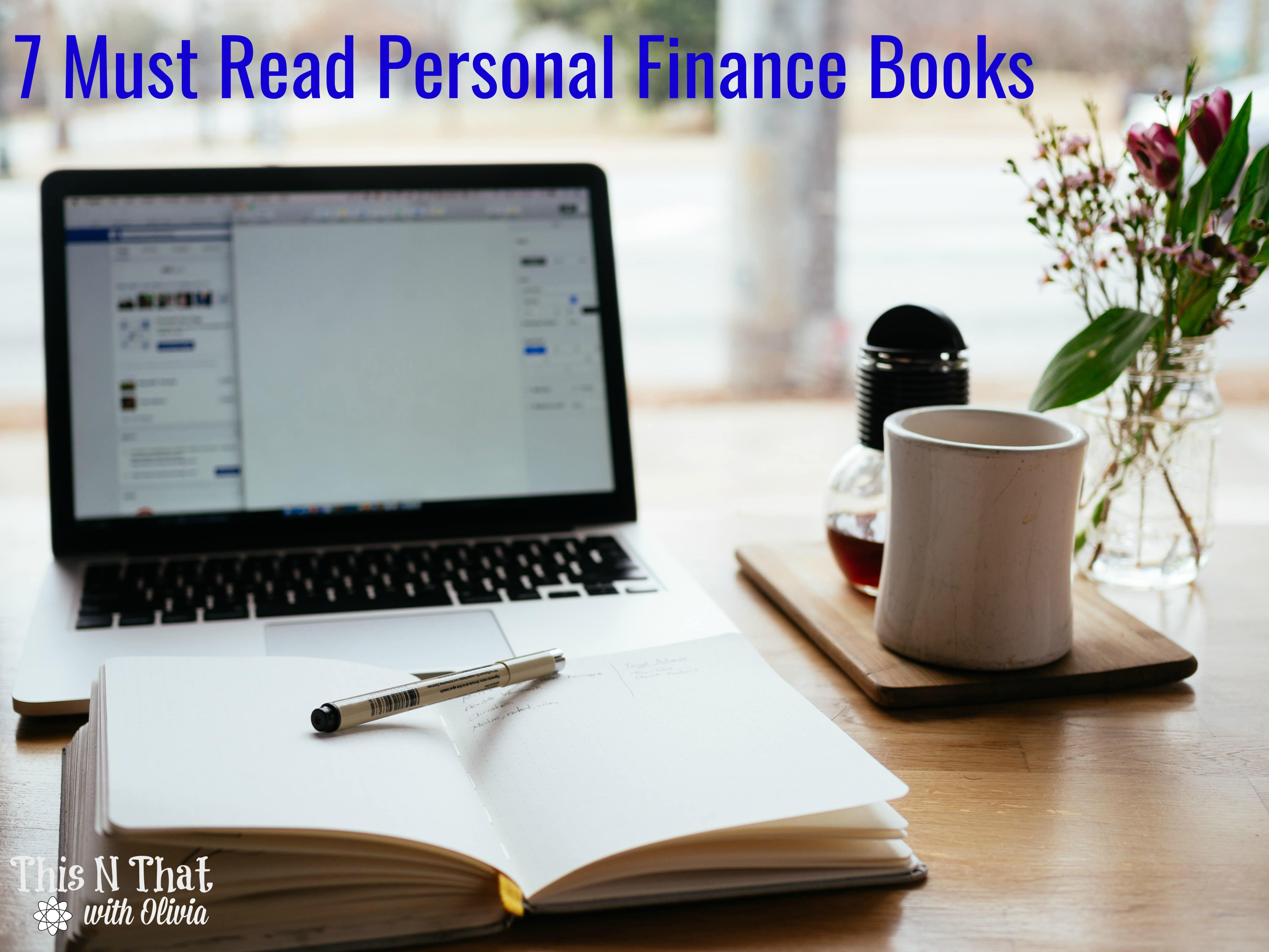 7 Must Read Personal Finance Books