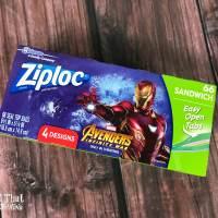 Snack Station with Ziploc®#ZiplocSummer @SCJohnson #ad