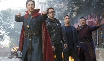 NEW Avengers: Infinity War Trailer + Poster #InfinityWar