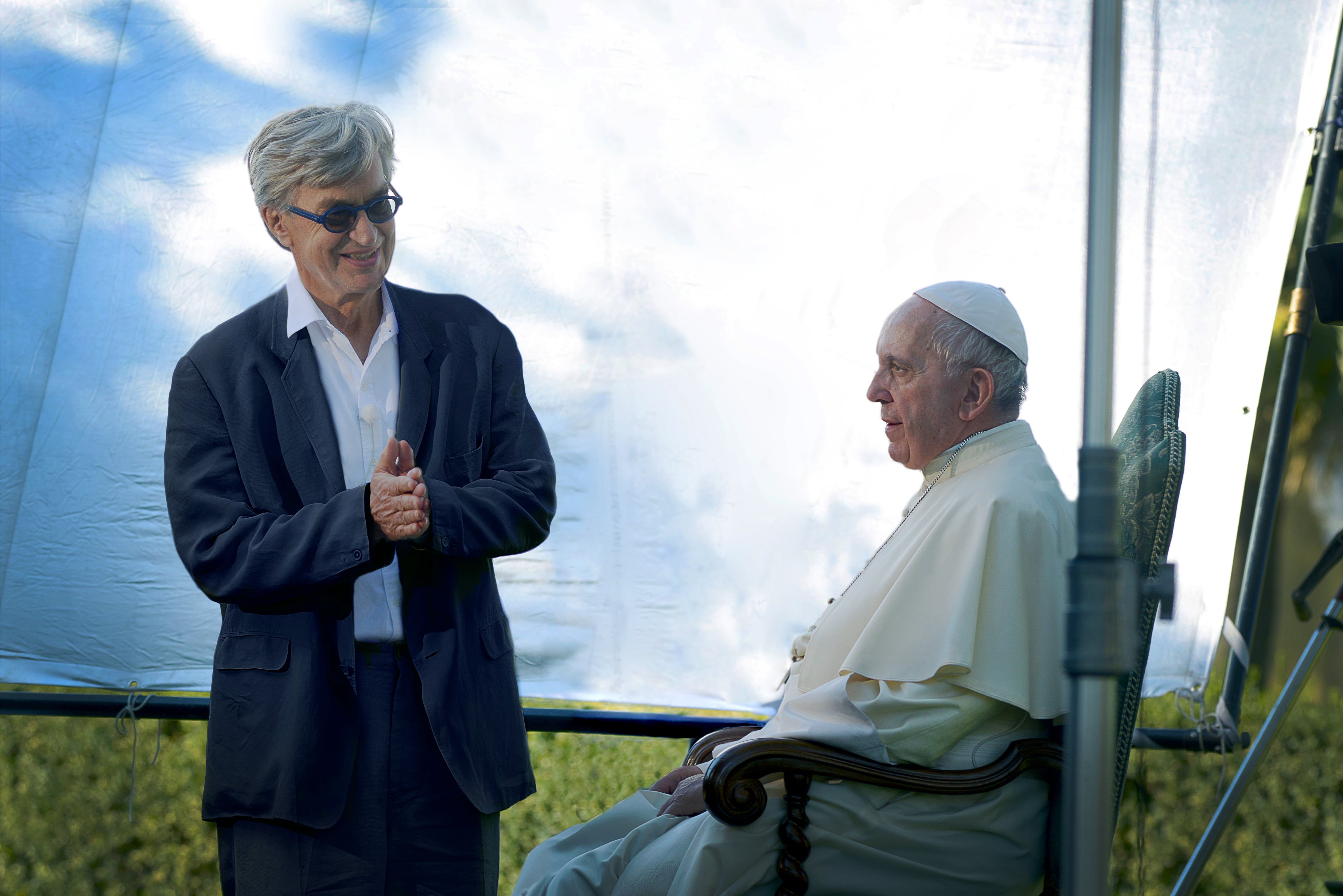 Wim Wenders' Pope Francis - A Man of His Word Trailer! #ThePopeMovie