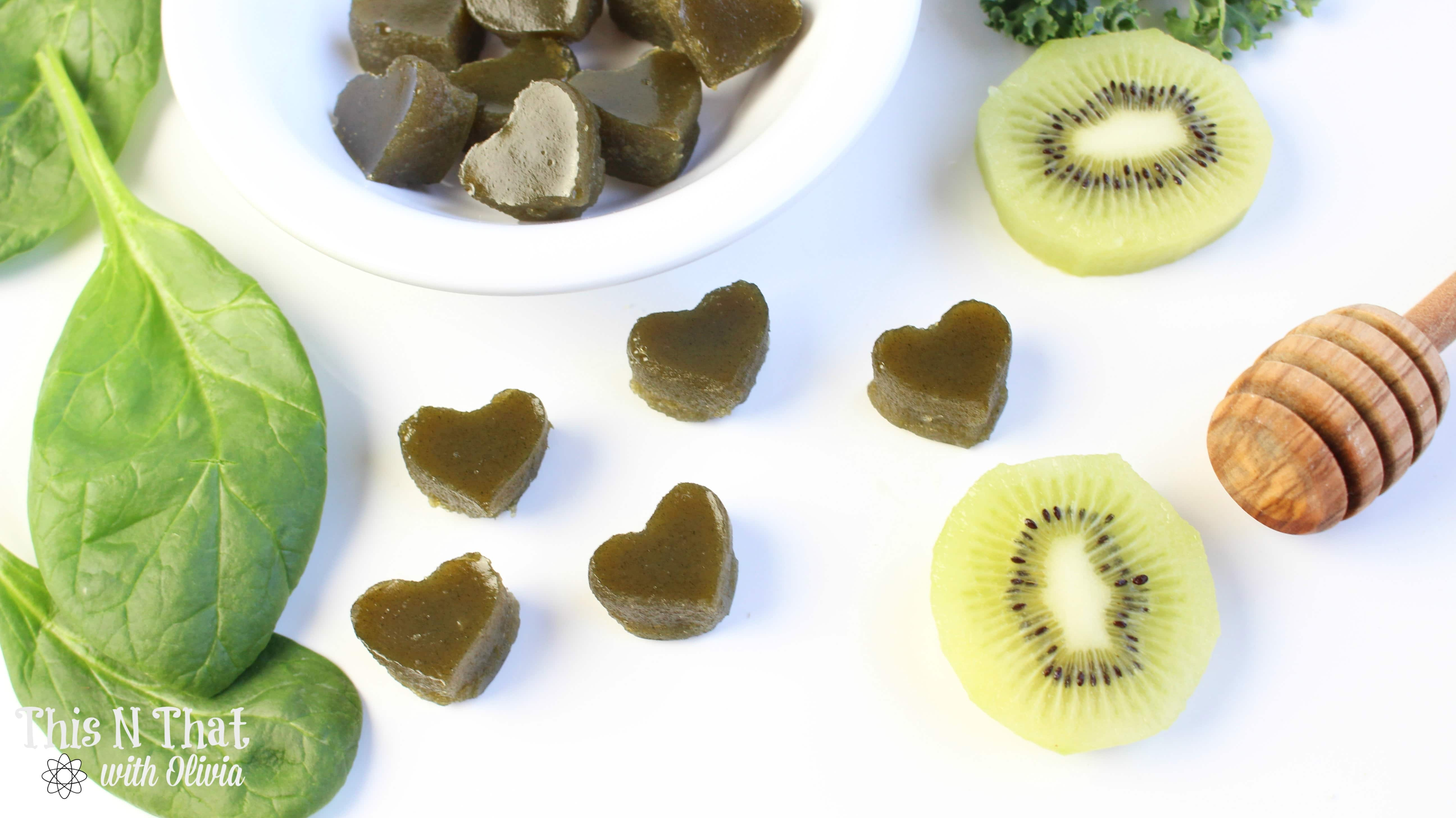 Easy Green Machine Gummies
