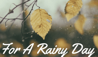 For A Rainy Day Cash Giveaway — Enter to Win $250 (Ends 4/30)