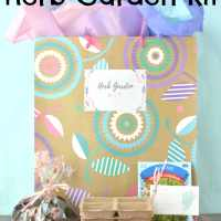 DIY Mother's Day Herb Garden Kit