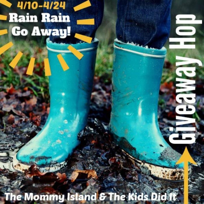 Rain, Rain Go Away Giveaway Hop!! (Ends 4/24)
