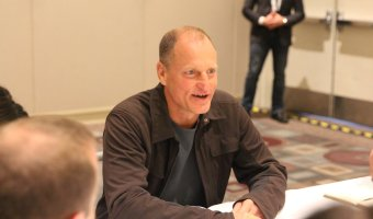 "Exclusive Interview with Woody Harrelson (""Tobias Beckett"") #HanSoloEvent #HanSolo"