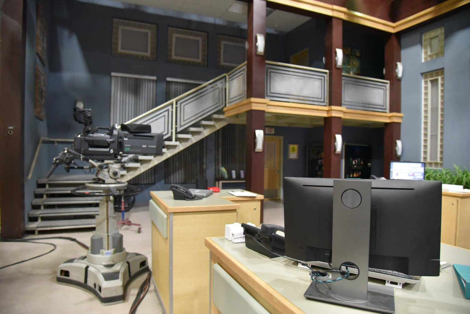 A Tour of the General Hospital Set #GH55 #ABCTVEvent