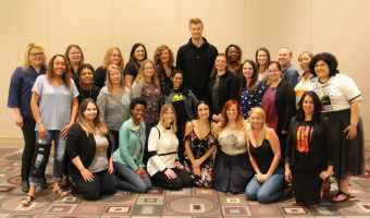 "Exclusive Interview with Joonas Suotamo (""Chewbacca"")! #HanSoloEvent"