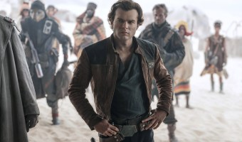 SOLO: A STAR WARS STORY Movie Review! #HanSoloEvent #HanSolo