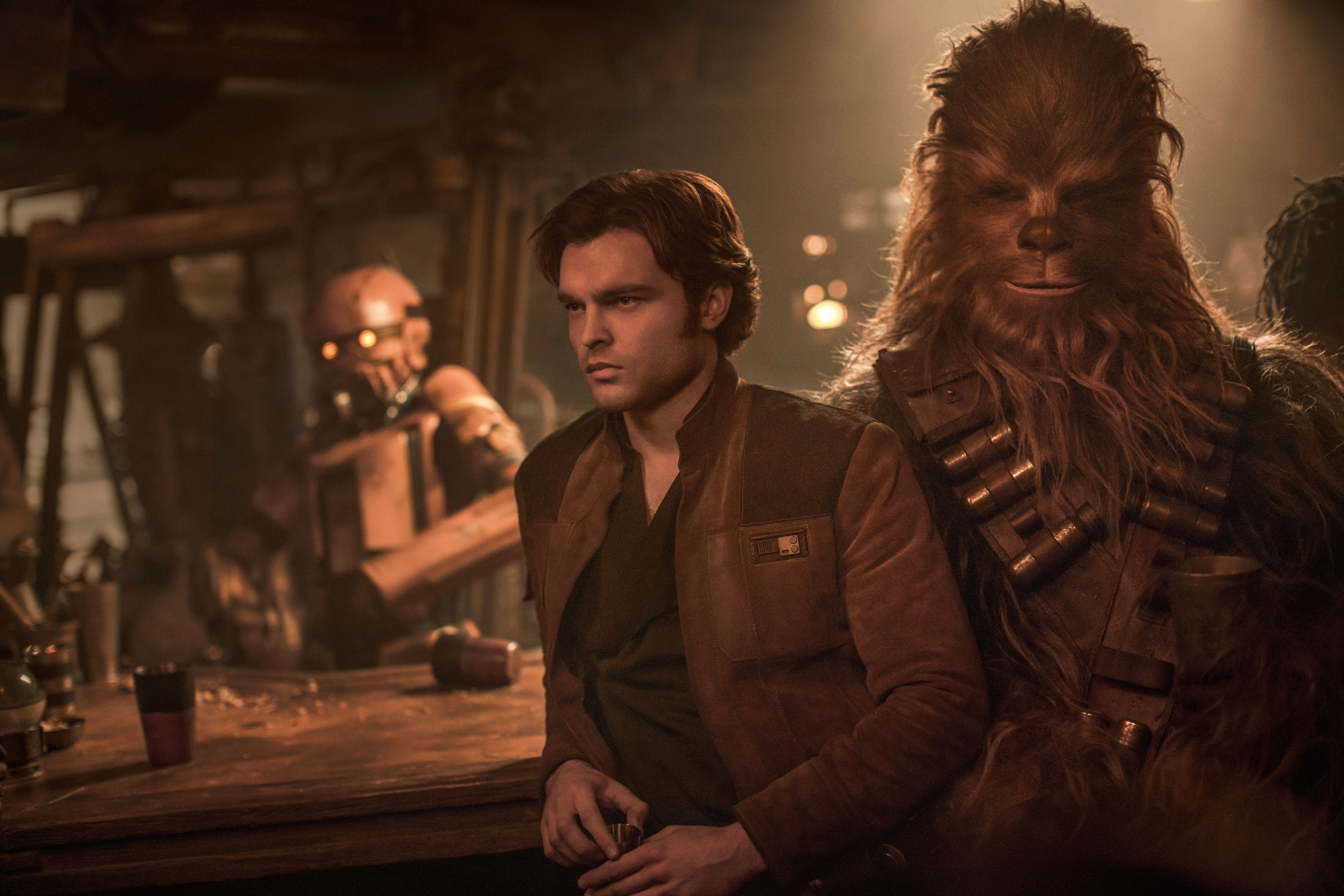 "Exclusive Interview with Alden Ehrenreich ""Han Solo"" #HanSoloEvent #HanSolo"