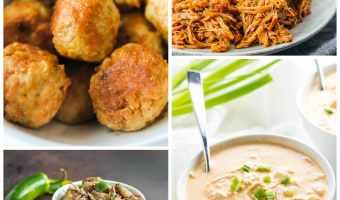 29 Delicious Keto-Friendly Instant Pot Recipes!