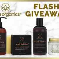 Win an ERA Organics Men's Face Care Package! (Ends 8/9)