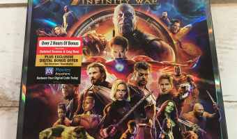 Avengers: Infinity War Available 8/14 #InfinityWar