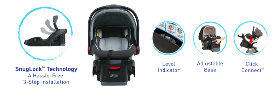 Infant Car Seats At Your Favorite Retailer And Then Submit A Picture Of Receipt To Graco You Will Get FREE Seat Base By Mail