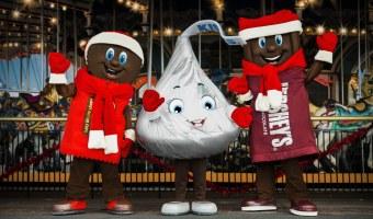 Christmas in Hershey Preview!!  #HersheyPA #ChristmasInHershey #SweetestMom