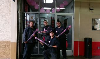 Change Your Wiper Blades + Change a Life with VIOC! @Speedy_The_Dog