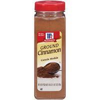 McCormick Ground Cinnamon, 18 oz, Sweet Spice