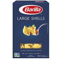 Barilla Pasta, Large Shells, 16 Ounce
