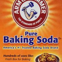"Church & Dwight 01110"" Arm &Hammer Pure Baking Soda 1lb. (Pack of 5)"