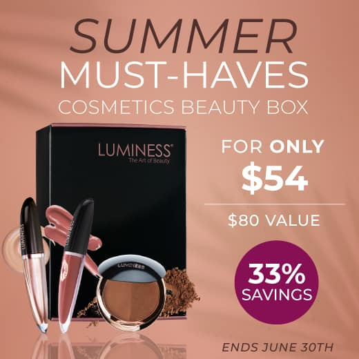 Luminess Beauty Summer Must Haves!