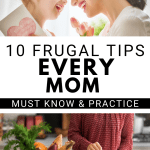 10 Frugal Tips Every Mom Must Know & Practice Daily