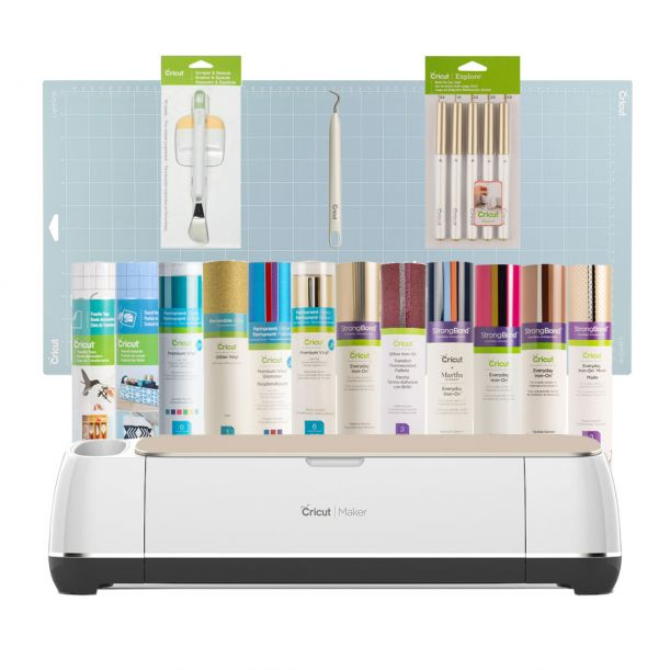 Cricut Maker Machines on sale for $100 off!