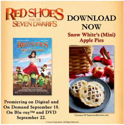 Mini Apple Pies recipe!!
