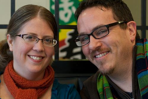 Jen and Bryan Zug
