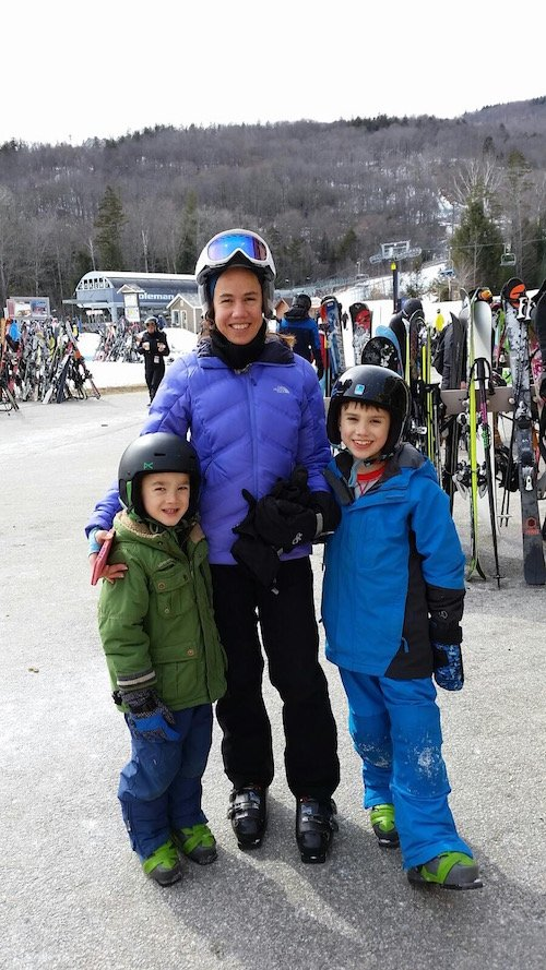 Family Skiing at Okemo Mountain Resort