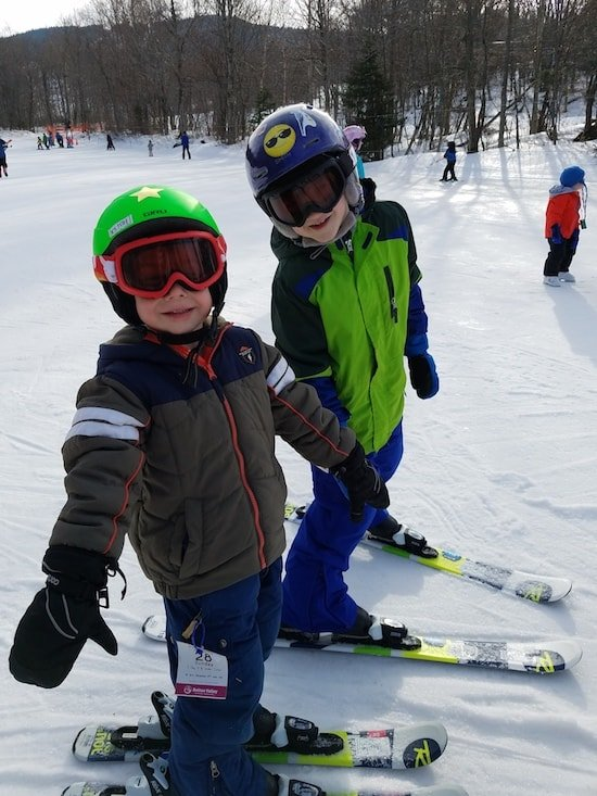 Ski School Bolton Valley Vermont