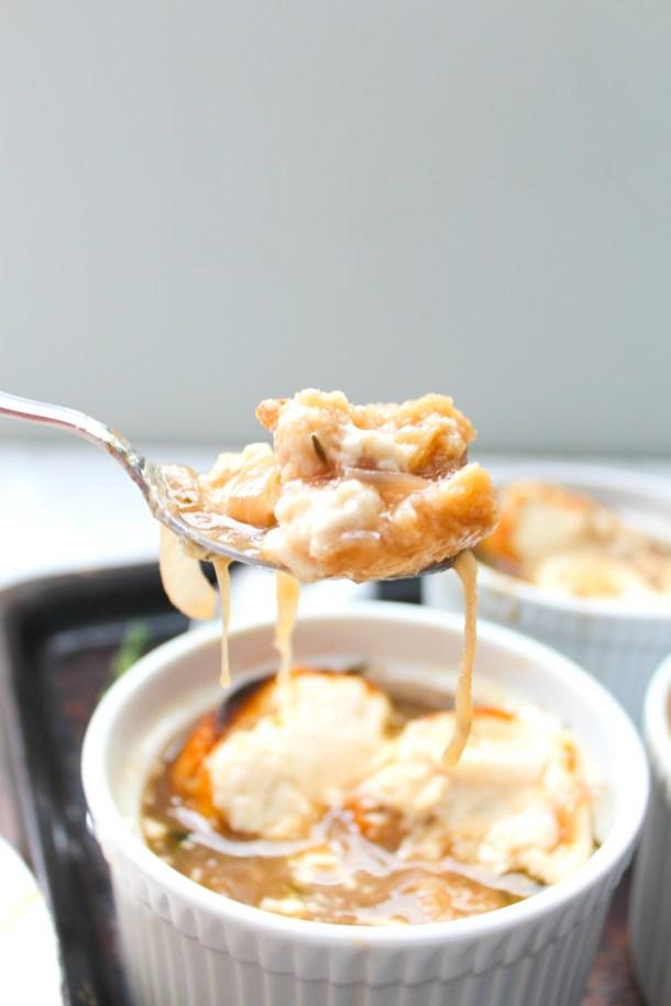 Vegan French Onion Soup This Savory Vegan