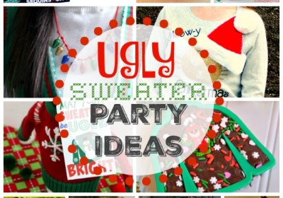 13 Ugly Sweater Party Ideas