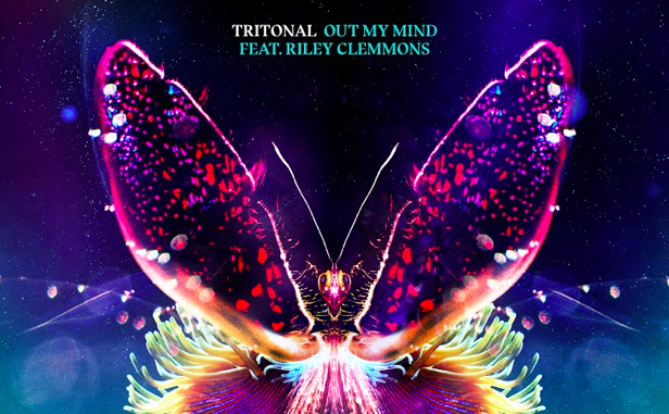 Tritonal Releases Remixes For 'Out My Mind' On Astralwerks ile ilgili görsel sonucu