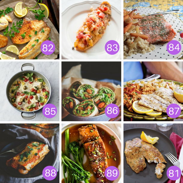 135 Easy Delicious 5-Ingredient Dinners