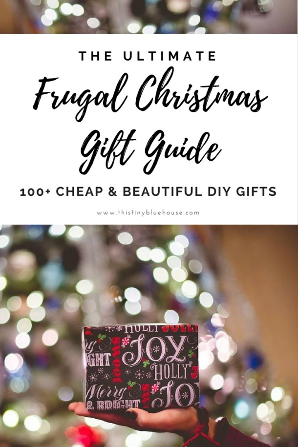 100 cheap gorgeous diy christmas presents for the whole family frugal holidays christmas - Cheap Christmas Gifts For Family