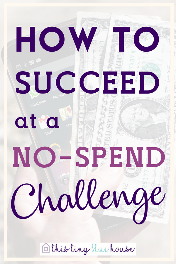 Looking to take up a no-spend challenge and get on track with your budget. Here is a no nonsense guide to take up and ROCK a no-spend challenge today #frugalliving #nospendchallenge #nospendchallengerules #howtonospendchallenge #howtobudget #nospendmonth #nospendweek #nospendiingchallenge