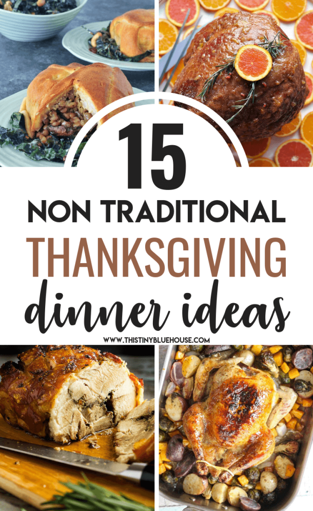 Planning to change things up with your meal plan this holiday season? Here are 15 delicious holiday alternatives to turkey that will wow your guests. #turkeyalternativesforthanksgiving #nonturkeythanksgivingdinner #nonturkeythanksgiving #nonturkeychristmas