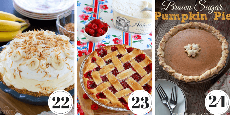 End your Thanksgiving feast on a sweet note with one of 99 best decadent Thanksgiving pie recipes that are a perfect addition to any Thanksgiving table. #ThanksgivingPieRecipes #ThanksgivingPieRecipesHolidays #ThanksgivingPieRecipesBest #HolidayPieRecipes