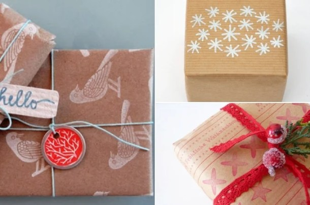 Stun friends and family with these gorgeous creative gift wrap ideas. Set your gifts apart with these budget friendly 90+ DIY Holiday Wrapping Ideas! #ChristmasWrapping #ChristmasWrappingIdeas #ChristmasWrappingDIY #DIYChristmasWrappingPaper #DIYChristmasWrappingPaperTags #DIYChristmasWrappingPaperGiftBags